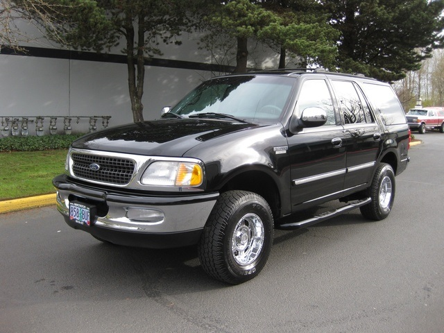 1998 ford expedition xlt 4x4 8 passenger leather low. Black Bedroom Furniture Sets. Home Design Ideas