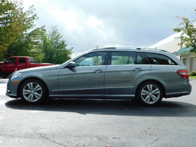 2011 Mercedes-Benz E 350 Luxury 4MATIC / Sport Wagon / REAR SEAT - Photo 3 - Portland, OR 97217