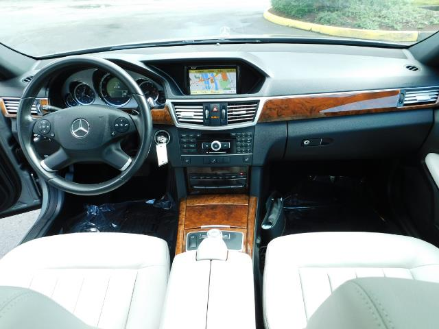 2011 Mercedes-Benz E 350 Luxury 4MATIC / Sport Wagon / REAR SEAT - Photo 35 - Portland, OR 97217
