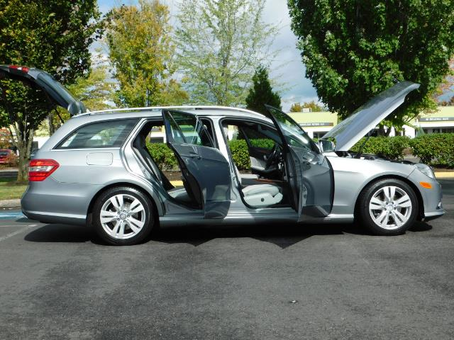2011 Mercedes-Benz E 350 Luxury 4MATIC / Sport Wagon / REAR SEAT - Photo 30 - Portland, OR 97217