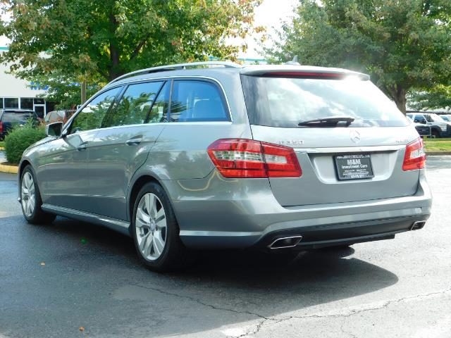 2011 Mercedes-Benz E 350 Luxury 4MATIC / Sport Wagon / REAR SEAT - Photo 7 - Portland, OR 97217