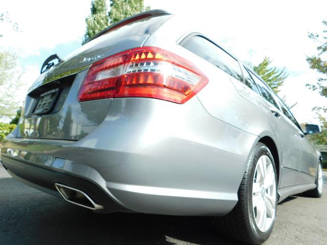 2011 Mercedes-Benz E 350 Luxury 4MATIC / Sport Wagon / REAR SEAT - Photo 12 - Portland, OR 97217