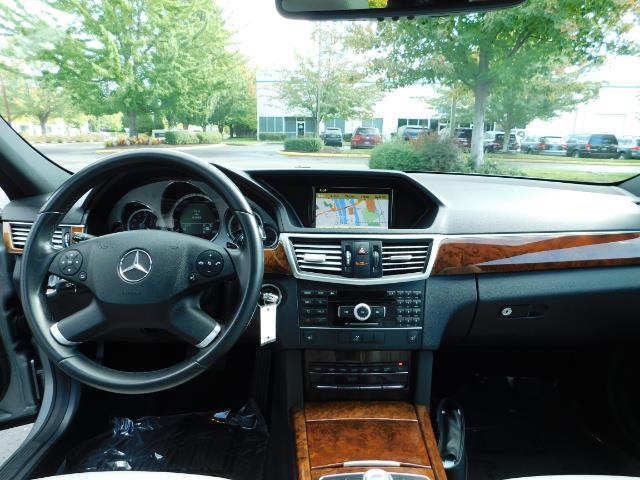 2011 Mercedes-Benz E 350 Luxury 4MATIC / Sport Wagon / REAR SEAT - Photo 36 - Portland, OR 97217