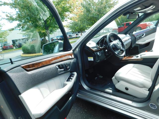 2011 Mercedes-Benz E 350 Luxury 4MATIC / Sport Wagon / REAR SEAT - Photo 13 - Portland, OR 97217