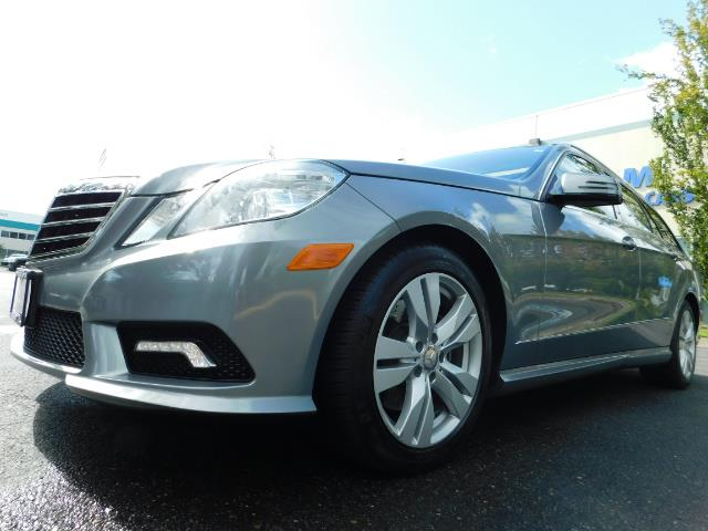 2011 Mercedes-Benz E 350 Luxury 4MATIC / Sport Wagon / REAR SEAT - Photo 9 - Portland, OR 97217