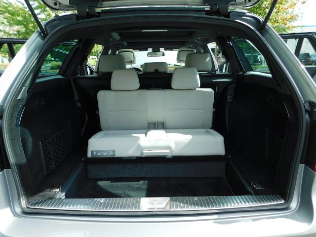 2011 Mercedes-Benz E 350 Luxury 4MATIC / Sport Wagon / REAR SEAT - Photo 18 - Portland, OR 97217