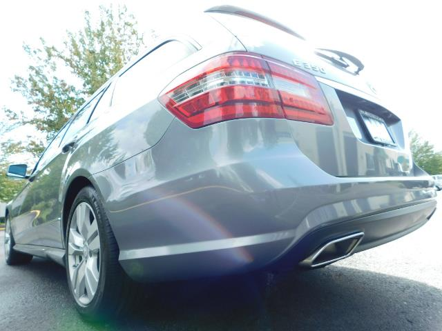 2011 Mercedes-Benz E 350 Luxury 4MATIC / Sport Wagon / REAR SEAT - Photo 11 - Portland, OR 97217