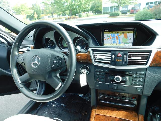 2011 Mercedes-Benz E 350 Luxury 4MATIC / Sport Wagon / REAR SEAT - Photo 19 - Portland, OR 97217