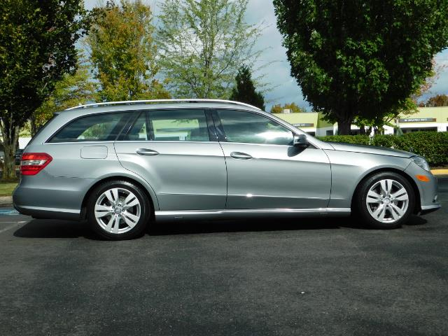 2011 Mercedes-Benz E 350 Luxury 4MATIC / Sport Wagon / REAR SEAT - Photo 4 - Portland, OR 97217