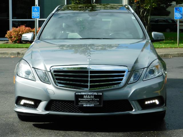 2011 Mercedes-Benz E 350 Luxury 4MATIC / Sport Wagon / REAR SEAT - Photo 5 - Portland, OR 97217
