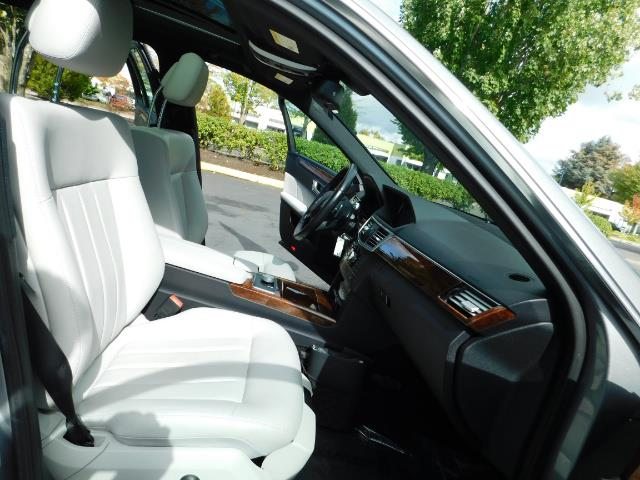 2011 Mercedes-Benz E 350 Luxury 4MATIC / Sport Wagon / REAR SEAT - Photo 17 - Portland, OR 97217