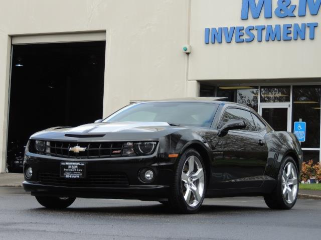 2012 Chevrolet Camaro SS / RS Package / Leather / Sunroof /Backup camera - Photo 47 - Portland, OR 97217
