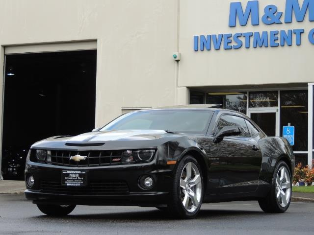 2012 Chevrolet Camaro SS / RS Package / Leather / Sunroof /Backup camera - Photo 1 - Portland, OR 97217