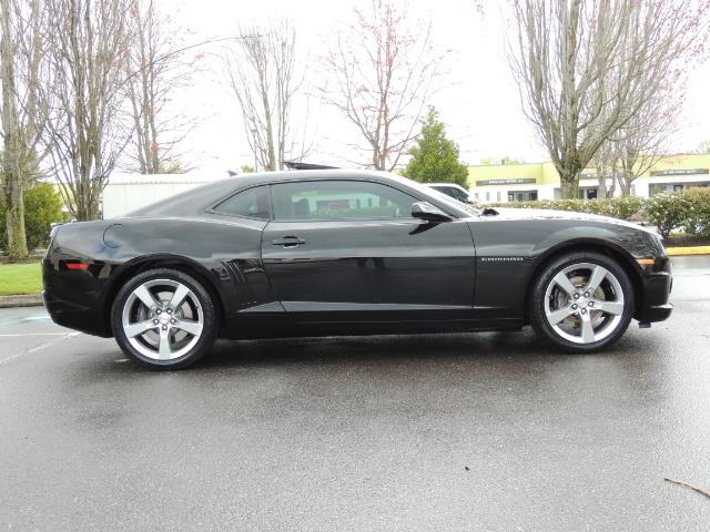 2012 Chevrolet Camaro SS / RS Package / Leather / Sunroof /Backup camera - Photo 4 - Portland, OR 97217
