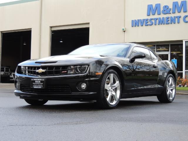 2012 Chevrolet Camaro SS / RS Package / Leather / Sunroof /Backup camera - Photo 44 - Portland, OR 97217