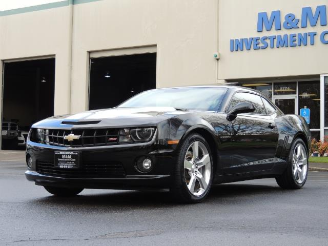 2012 Chevrolet Camaro SS / RS Package / Leather / Sunroof /Backup camera - Photo 45 - Portland, OR 97217