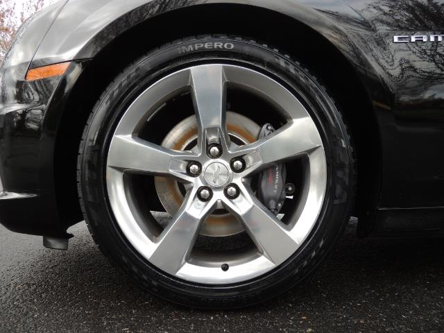 2012 Chevrolet Camaro SS / RS Package / Leather / Sunroof /Backup camera - Photo 22 - Portland, OR 97217