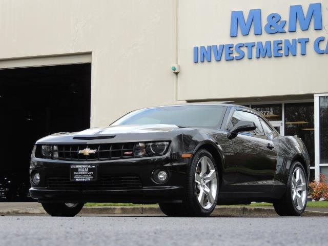 2012 Chevrolet Camaro SS / RS Package / Leather / Sunroof /Backup camera - Photo 48 - Portland, OR 97217