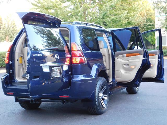 2006 Lexus GX 470 4dr SUV / 4WD / 3Rd Seat / Excel Cond - Photo 29 - Portland, OR 97217