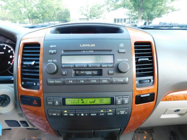 2006 Lexus GX 470 4dr SUV / 4WD / 3Rd Seat / Excel Cond - Photo 40 - Portland, OR 97217