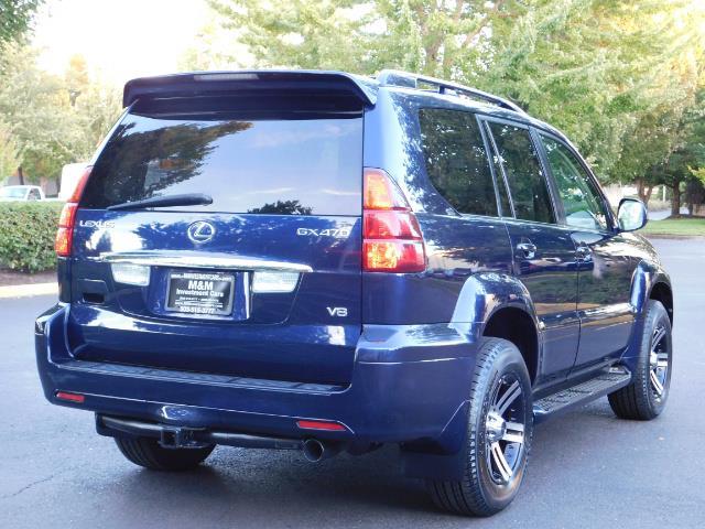 2006 Lexus GX 470 4dr SUV / 4WD / 3Rd Seat / Excel Cond - Photo 7 - Portland, OR 97217