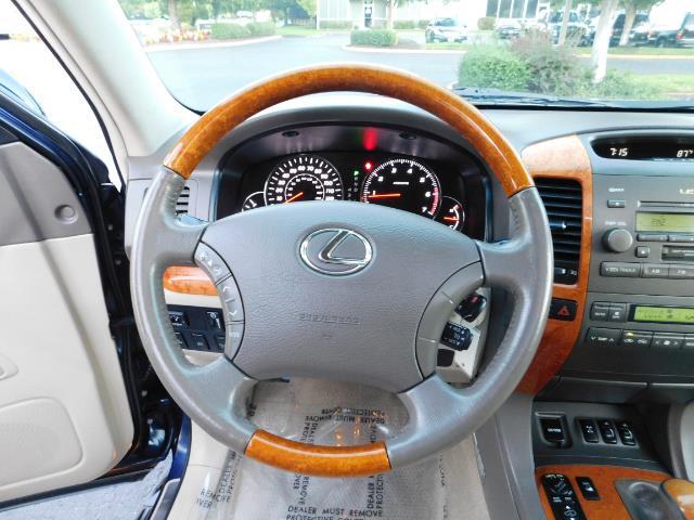 2006 Lexus GX 470 4dr SUV / 4WD / 3Rd Seat / Excel Cond - Photo 39 - Portland, OR 97217