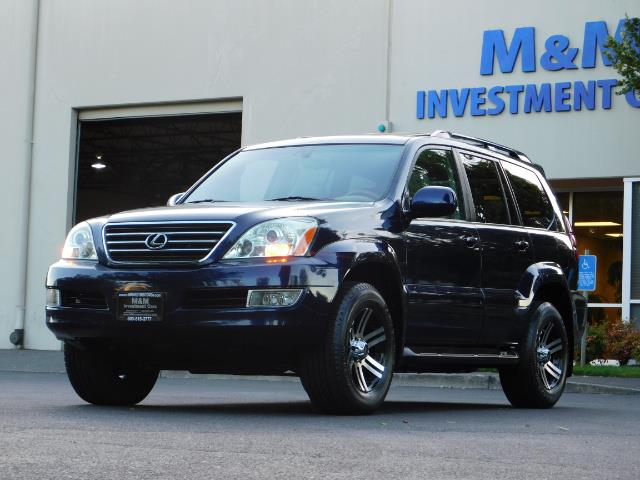 2006 Lexus GX 470 4dr SUV / 4WD / 3Rd Seat / Excel Cond - Photo 47 - Portland, OR 97217
