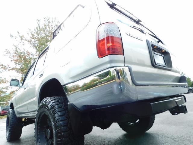 2000 Toyota 4Runner SR5 / 4WD / V6 3.4 L / Luggage Rack / LIFTED !! - Photo 11 - Portland, OR 97217