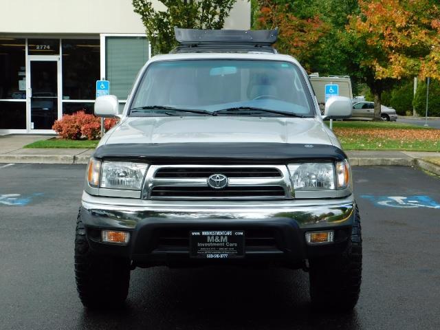 2000 Toyota 4Runner SR5 / 4WD / V6 3.4 L / Luggage Rack / LIFTED !! - Photo 5 - Portland, OR 97217