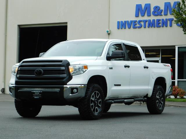 2015 Toyota Tundra SR5 / Crew Max / TRD OFF RD / 4X4 / Excel Cond - Photo 46 - Portland, OR 97217