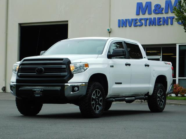 2015 Toyota Tundra SR5 / Crew Max / TRD OFF RD / 4X4 / Excel Cond - Photo 45 - Portland, OR 97217