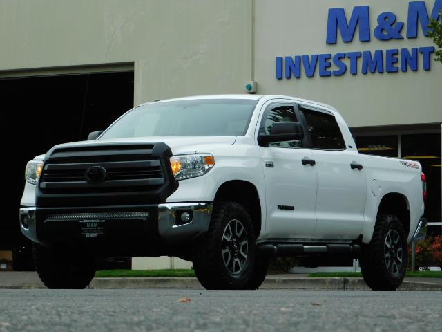 2015 Toyota Tundra SR5 / Crew Max / TRD OFF RD / 4X4 / Excel Cond - Photo 49 - Portland, OR 97217