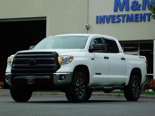 2015 Toyota Tundra SR5 / Crew Max / TRD OFF RD / 4X4 / Excel Cond - Photo 48 - Portland, OR 97217