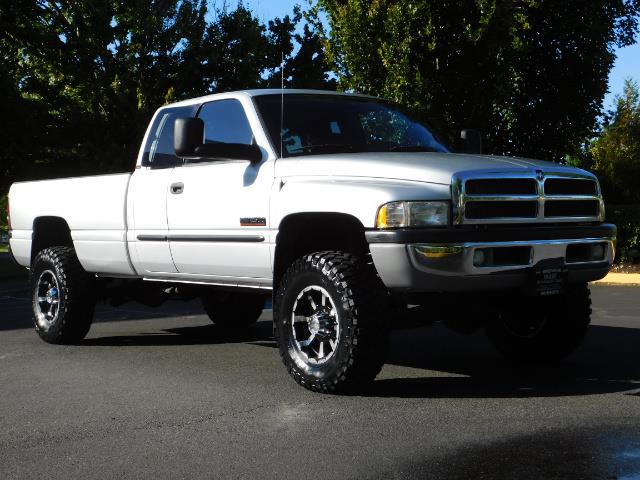 2002 Dodge Ram 2500 4X4 Long Bed 5.9 L Cummins Diesel LIFTED 100K MLS - Photo 2 - Portland, OR 97217