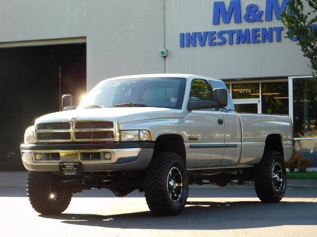 2002 Dodge Ram 2500 4X4 Long Bed 5.9 L Cummins Diesel LIFTED 100K MLS - Photo 1 - Portland, OR 97217