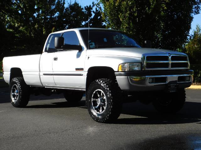 2002 Dodge Ram 2500 4X4 Long Bed 5.9 L Cummins Diesel LIFTED 100K MLS - Photo 41 - Portland, OR 97217