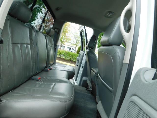 "2006 Dodge Ram 2500 Laramie 5.9L Quad Cab 4WD LIFTED / 35 ""MUD LOWMILES - Photo 16 - Portland, OR 97217"