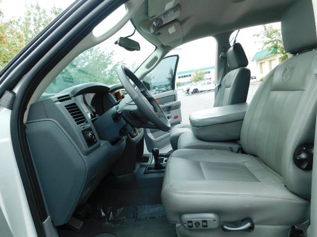 "2006 Dodge Ram 2500 Laramie 5.9L Quad Cab 4WD LIFTED / 35 ""MUD LOWMILES - Photo 14 - Portland, OR 97217"
