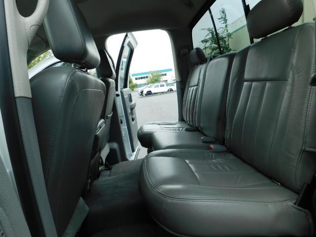 "2006 Dodge Ram 2500 Laramie 5.9L Quad Cab 4WD LIFTED / 35 ""MUD LOWMILES - Photo 15 - Portland, OR 97217"