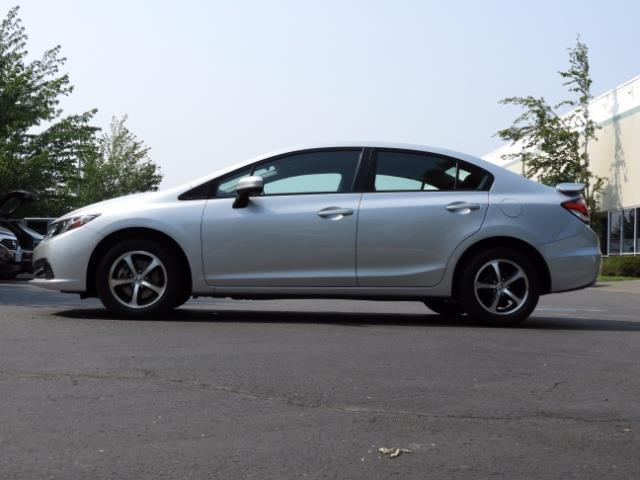2015 Honda Civic SE / Sedan / Backup camera / Spoiler / 1-OWNER - Photo 44 - Portland, OR 97217