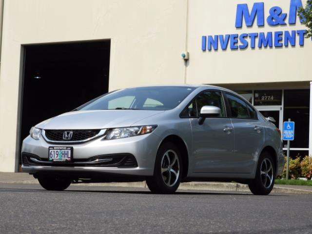 2015 Honda Civic SE / Sedan / Backup camera / Spoiler / 1-OWNER - Photo 42 - Portland, OR 97217
