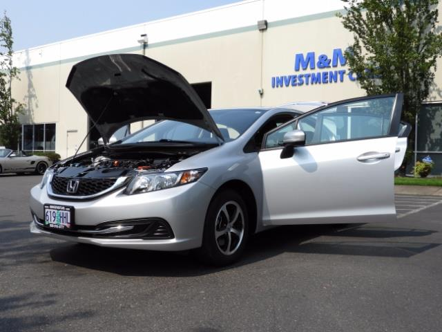 2015 Honda Civic SE / Sedan / Backup camera / Spoiler / 1-OWNER - Photo 25 - Portland, OR 97217
