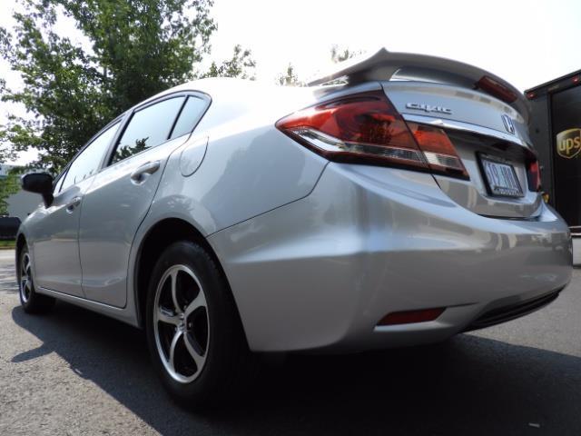 2015 Honda Civic SE / Sedan / Backup camera / Spoiler / 1-OWNER - Photo 52 - Portland, OR 97217