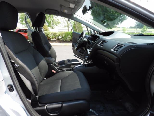 2015 Honda Civic SE / Sedan / Backup camera / Spoiler / 1-OWNER - Photo 17 - Portland, OR 97217