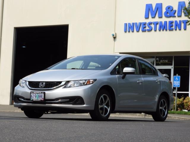 2015 Honda Civic SE / Sedan / Backup camera / Spoiler / 1-OWNER - Photo 41 - Portland, OR 97217