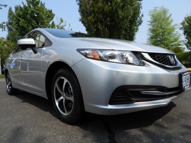2015 Honda Civic SE / Sedan / Backup camera / Spoiler / 1-OWNER - Photo 51 - Portland, OR 97217