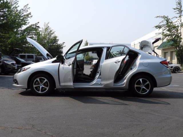 2015 Honda Civic SE / Sedan / Backup camera / Spoiler / 1-OWNER - Photo 26 - Portland, OR 97217