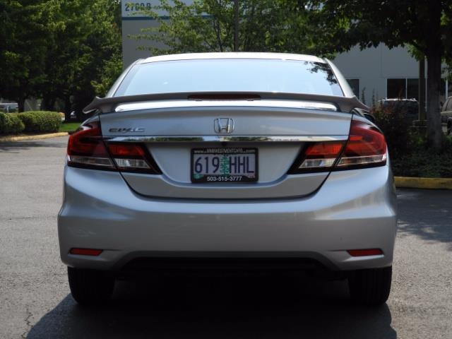2015 Honda Civic SE / Sedan / Backup camera / Spoiler / 1-OWNER - Photo 47 - Portland, OR 97217