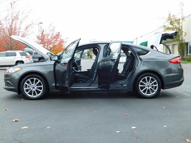 2017 Ford Fusion SE / Backup Camera / 1-OWNER / LOW MILES - Photo 26 - Portland, OR 97217