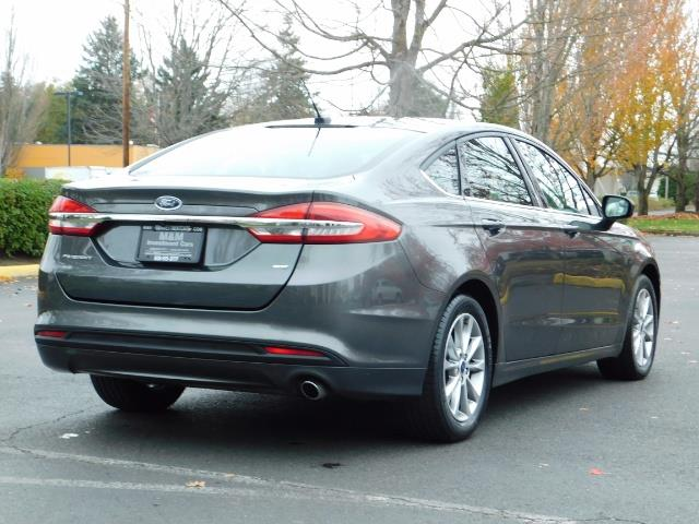2017 Ford Fusion SE / Backup Camera / 1-OWNER / LOW MILES - Photo 8 - Portland, OR 97217